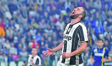 Higuaín le da el triunfo a Juventus