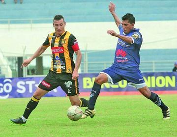 El Tigre se come a Sport Boys en Warnes