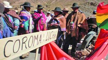 Dos empresas del interior se adjudican la vía a Coroma