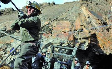 Aumento de los precios de minerales beneficia a Potosí