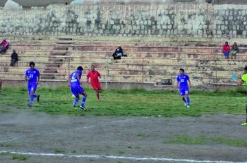 Universitario y Sporting Potosí se enfrentan hoy en el torneo de la AFP