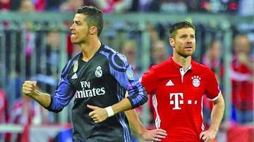 Real Madrid vence a Bayern de Múnich