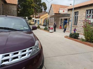 Piden ayuda para paciente en el hospital Bracamonte