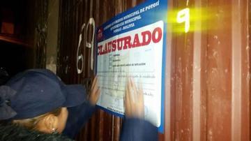 Decomisarán los bienes de bares que trabajen ilegalmente en Potosí