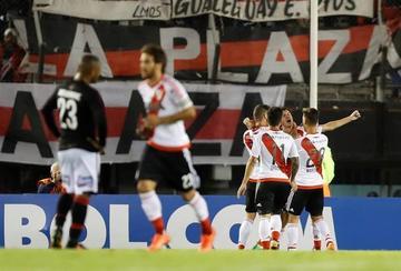 River Plate golea a Melgar y se afianza como líder del grupo 3