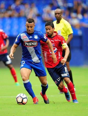 Emelec suma sus primeros puntos en la Copa