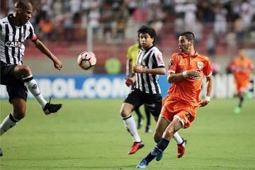 Golean al Toro en la Libertadores