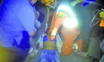 Un choque de autos en la vía La Paz - Caranavi causa cinco fallecidos