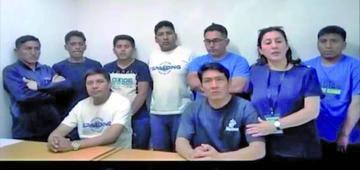 MAS: gobierno chileno influye en la detención de 9 bolivianos