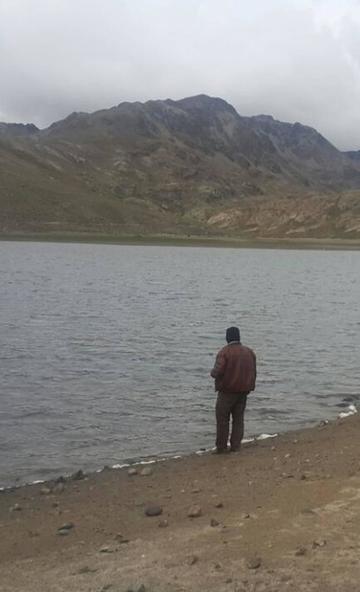 Aumenta el nivel de reservas de agua en las lagunas del Kari Kari