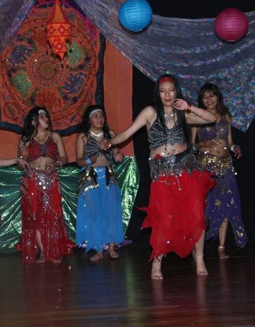 Festival Nacional reune a expertas de danza oriental