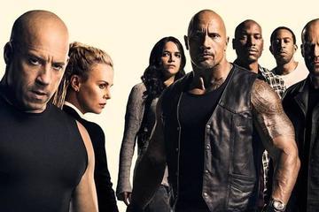 Filme Fast & Furious 8 bate records de taquilla en su estreno en la China
