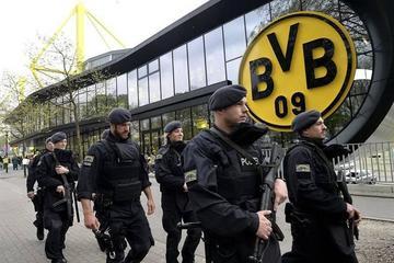 Buscan al autor del ataque al Borussia