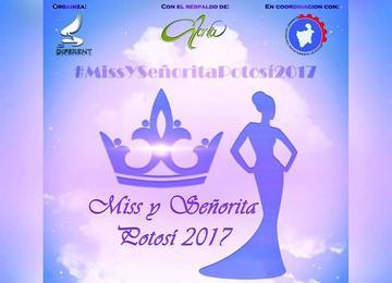 Miss Potosí 2017 tiene 8 candidatas
