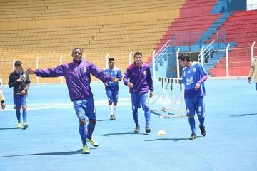 Real Potosí centra toda su atención  en el segundo partido seguido de local