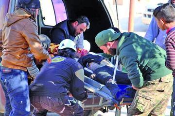 Bombardeos en dos regiones de Siria dejan 37 personas muertas
