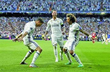 Real y Atlético se meten en semifinales