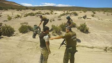 Justicia chilena define mañana si da libertad a los 9 bolivianos