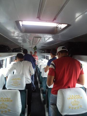 La banda roja viaja hoy a Yacuiba