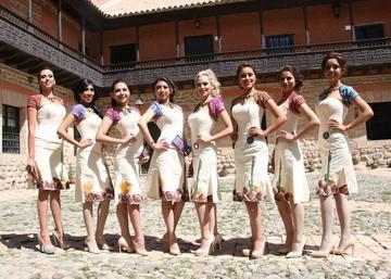 Presentan a candidatas a Miss Potosí 2017