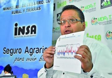 El Gobierno indemnizará cultivos por desastres