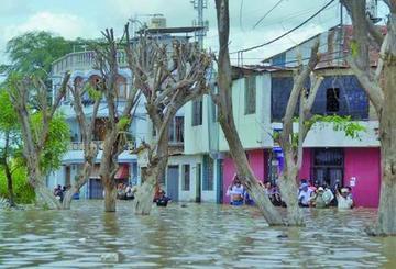 Ecuador reporta 31 muertes y familias afectadas por lluvias