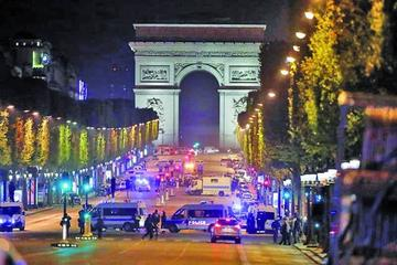 Mueren dos personas durante un atentado terrorista en Francia