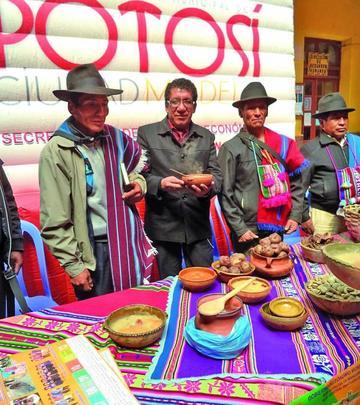 Invitan a feria agropecuaria de la localidad de Ockoruro