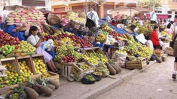 La Gobernación impulsa un mercado para venta directa