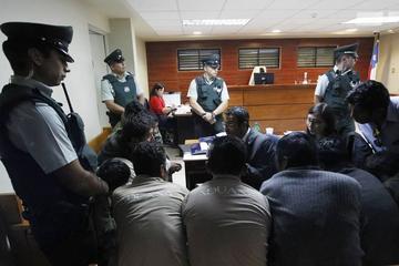 Justicia chilena aplaza al lunes la decisión para liberar a bolivianos
