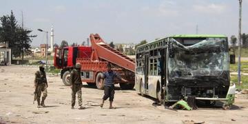 ONU teme por civiles evacuados a las regiones rebeldes de Siria