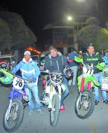 Más de 50 pilotos correrán en la competencia de Betanzos