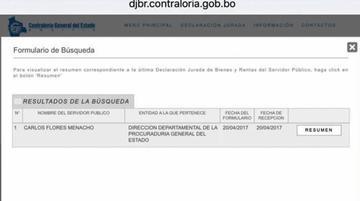 Exgerente de BTV acusado por acoso trabaja en la Procuraduría