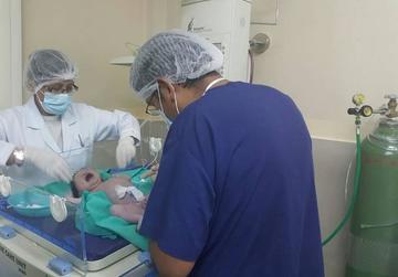 El Sedes dotó en 2016 150 cargos a hospitales de la ciudad de Potosí
