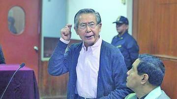 """El Gobierno peruano """"estudia"""" situación del expresidente Fujimori"""