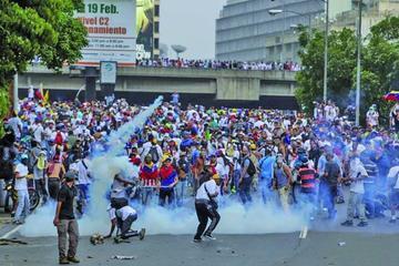 Confirman dos nuevas muertes durante protestas en Venezuela