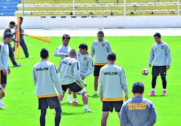 El Tigre cambia su defensa para jugar con Real