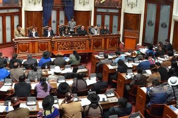 Designan a vocales del Tribunal Departamental Electoral de Potosí