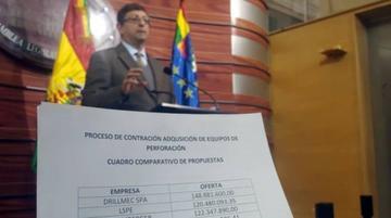 Informe de Transparencia de Hidrocarburos revela irregularidades