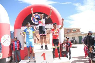Potosí logra su primer oro en los juegos trasandinos