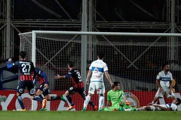 San Lorenzo consigue un agónico triunfo ante la U Católica