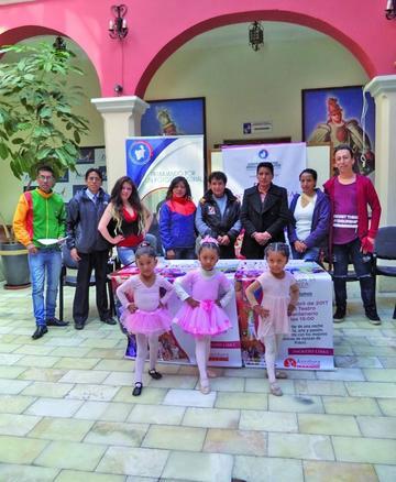 El domingo celebran Día Internacional de la Danza