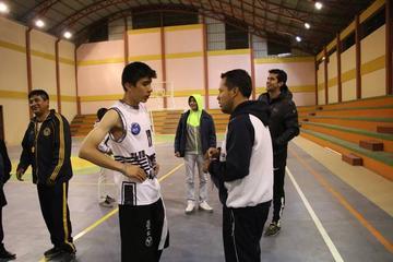 Vargas apunta al debut de la Libobásquet