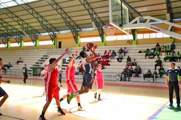 Potosinos caen ante Tarija y quedan eliminados de los juegos en básquet
