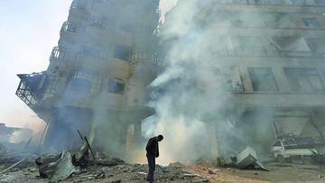 Enfrentamientos entre grupos provocan 40 muertos en Siria
