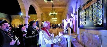 El Papa en Egipto rechaza usar violencia a nombre de la religión