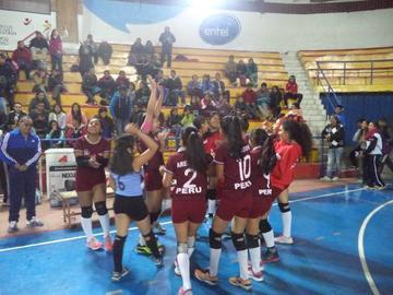 Arequipa logra la presea dorada en voleibol en los Judejut