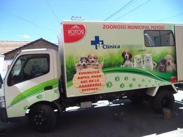 Alistan inicio de esteralización móvil para los perros y gatos