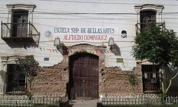Piden salvar una escuela de Tupiza