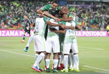 Atlético Nacional busca renacer ante Estudiantes